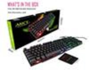 Original IMICE AK-600 Mechanical Keyboard Game Wired Keyboard For PC Notebook Gaming Keyboard Backlight Suspension Key