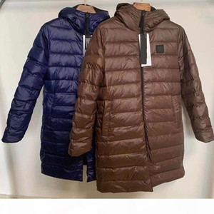 CP topstoney PIRATE COMPANY 2020konng gonng New winter white duck down thickened down jacket with fashionable brand to keep warm