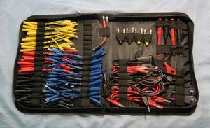 새로운 MST 08 자동차 멀티 기능 리드 도구 KIT 회로 테스트 전선 nlyP #