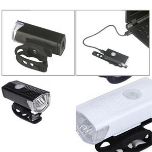 Charge USB Farol de bicicleta Night Equitação Acessórios Floadlamps Super Brilhante Lâmpada de Iluminação Ao Ar Livre Alta Qualidade 6 32dt O2