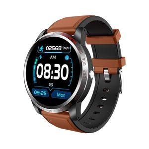 W3 smart bracelet large screen ECG healthy heart rate blood pressure ECG blood oxygen waterproof step counter Bluetooth sports watch