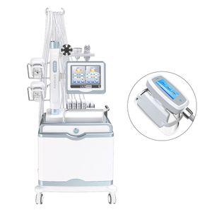 Vacuum RF lipo laser treatment cellulite reduction machine RF cavitation body slimming device shock wave beauty equipment for salon CTL69