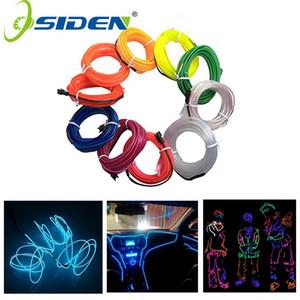 Osiden El Wire Light Car 1m2m5m Neon String Lights Dance Party Decor Neon Light Led Lamp Flexible Waterproof Led Light Strip wmtBfu