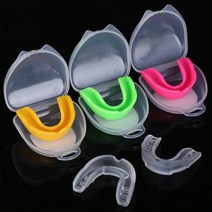 Sport Protector de boca EVA dientes Protector Protector bucal de los niños Juventud Protección del diente se preparan para resistir Baloncesto Rugby boxeo karate