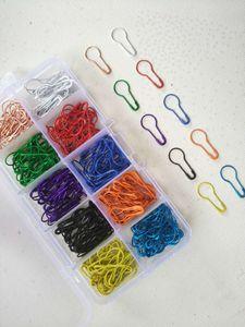 10 colori pera pin 300 pezzi di lampadina a forma di spille di sicurezza buono per fare gioielli Stitch Markers