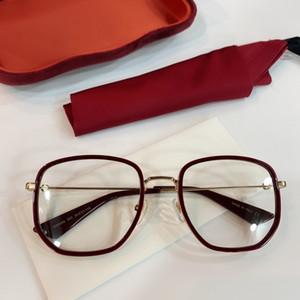 Новые очки кадр 0459 дощечки кадр очки кадр восстановление древних путей óculos де Грау мужчин и женщин близорукости глаз очки кадров