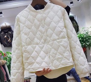 2019 New Down Jacket Women Short White Duck Down Outwear Loose Casual Coat Ultra Light Jackets Over Size