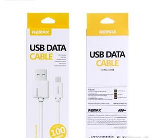 Remax Typ-C-USB-Kabel Schnelllade Daten-Synchronisierungs-Kabel mit Kleinpaket für Typ-c micro usb android samsung