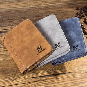 New Men Luxury Soft Quality Leather Wallet Holder Purse Bags