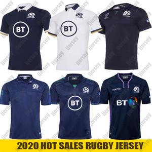 2021 Escocia Rugby Jesery equipo local nacional Escocia la camiseta del POLO de rugby jerseys para hombre de las camisas del tamaño S-5XL