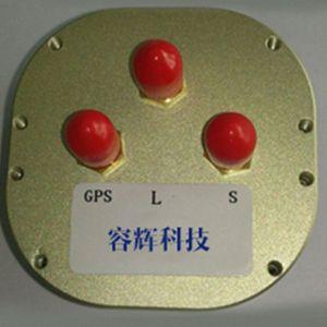 Для Beidou короткого сообщения антенны Beidou поколения антенны защиты RDSS IP66 два поколения с B1 / L1 GPS VEpg #