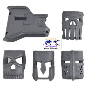AR-15 standard magazine well decorative grip Toy water gun grip Magwell nylon grip