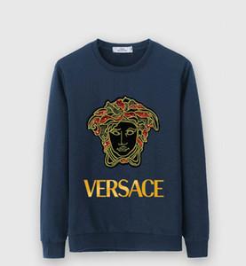 Versace sweatshirt pull logistique libre nouvelle marque pull européenne et à manches longues luxe décontracté hommes américains de la mode masculine tendance pull M-XXXL A25