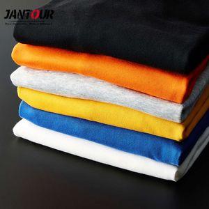 Jantour Men's Hip Hop Pullover Felpe con cappuccio Streetwear Hip-Hop Abbigliamento moda stretto colletto