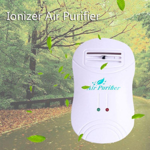 Lonizer Air Purifier Home Negative Ion Generator Air Cleaner Remove Formaldehyde Smoke Dust Purification EU US Plugtion1