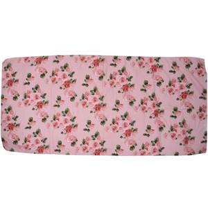 Femmes Filles Rose doux en mousseline de soie Voile Châle Wrap Wraps Echarpes Foulard (rose)