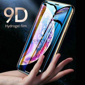 Tela 9D vidro temperado Protector Para Xiaomi redmi 8 8A 9 9A 9C NFN 10X PRO 5G K30 Mi 10 LITE 5G zoom ultra Nota 10 Nota 10 9S T8 Pro Max