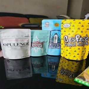 Merzcato Kindergesicherte Taschen 3.5-7g Mylar Taschen Lokale Leere Beutel Edibles Verpackung wmtsBZ powerstore2012