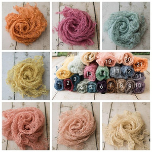 20 Color Dilute Burlap Layer Blanket Backdrop For Photo Shoot Accessories Newborn Photography Props Baby Flokati Photoshoot