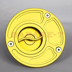 8 Colors For YZF600 R6 1998 - 2011 CNC Motorcycle Accessories Billet Fuel Tank Cover Gas Cap Petrol Covers 1999 2000 20011