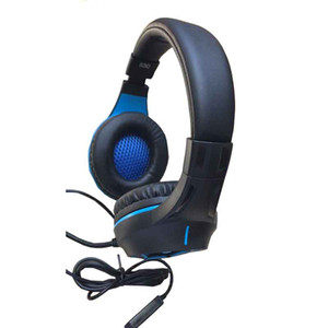 3.5mm Gaming Headset for PC PS4 Laptop Xbox One Nintendo Computer Game Gamer Over Ear Headphone Flexible Volume Control with Mic