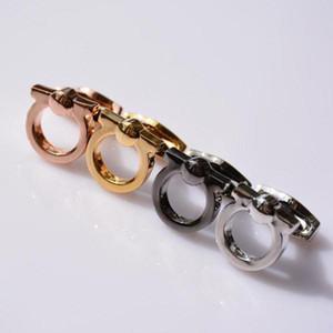2019 Yeni Geliş 4 Renkler Mens Düğün Gömlek Kol Düğmesi Takı Moda Bakır Metal Kol Düğmeleri Hediye