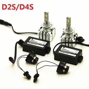 سوبر مشرق المكونات واللعب 55 واط d1s d3s السيارات led d2s d4s 6000k العلوي ل 12 فولت سيارة oem led light1