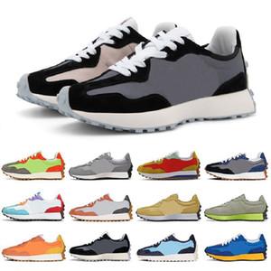 new balance 327 nb 327 scarpe da ginnastica di moda vantano capo d'epoca neo fiamma piedi degli uomini delle donne allenatore sport all'aria aperta scarpe da ginnastica scarpe