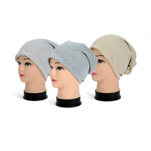 Candy Color Men'S Trendy Hedging Cap New Fashion Women'S Turban Cap Hot Selling Knitted Hat Hip-Hop Cap