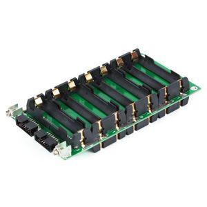 Consumer Electronics 48V mur 18650 Porte-48v batterie au lithium Balancer PCB 13s 14s 20A 45A Case BMS Batterie pour