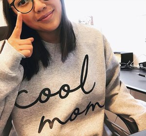 New Cool Mom Sweatshirt Mom Mama Sweatshirts Gift pullover fashion tees funny grunge tumblr aesthetic goth quote outfit top