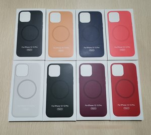 2021 newst Original Liquid Silicone Case For iPhone 12 Pro Max 12mini 12pro Case Official Liquid Case With Retail Box
