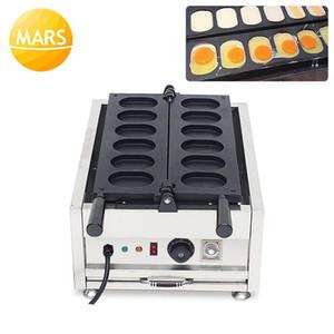 Machine coréenne Egg Waffle Pan Breads Commercial Electric Egg Waffle Maker 110V 220 V gâteau Baker fer Pan matériel de cuisson