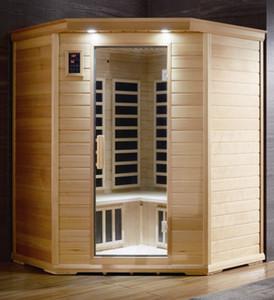 Forêt espace haut de gamme sauna bar oxygène sur mesure chambre confortable saine profiter petite salle de vapeur khan SH107
