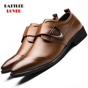New Arrival Plus Size38- 48 Classical Men Business Dress Shoes Patent Leather Derby Shoes Men's Flat Oxfords Wedding Party
