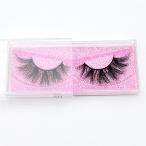 Free Sample Wholesale Faux Mink Lashes Private Label Dramatic Faux Mink Lashes 3D 4D 5D 6D Faux Mink Eyelashes