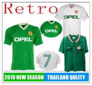 1994 Irlanda Retro 90 92 Soccers Jersey World Cup Irlanda Hogar Hot Classic Sheedy Tailandia Calidad 1990 1992 Fútbol Calcio Futebol Venta