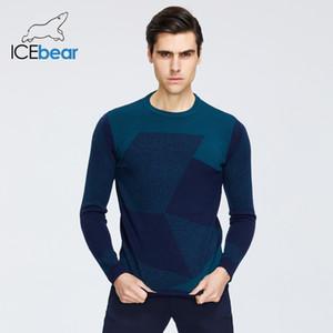 Suéter suéter IceBear 2020 hombres de la moda 1718 0927