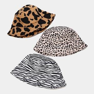 Autumn Winter New Wool Thick Sun Hats Fisherman Hat Men Women Outdoor Leisure Sun Hat Pure Color Caps