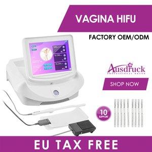 China Manufacter Nueva en Venta Pro HIFU dentro de la vagina de apriete Thermiva RF Apriete de dispositivos de radiofrecuencia fraccional Equipo Máquina