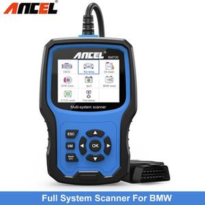 ANCEL BM700 OBD2 Code Reader for MINI SAS Airbag EPB TPMS Oil Reset Battery Tester OBD2 Scanner Multi-language Car Diagnosis