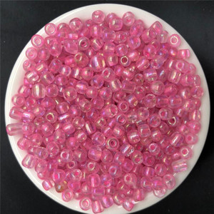 200pcs 4mm Charm Czech Glass Seed Spacer Beads Color Ab Diy Bracelet Necklace Jewelry Making Acc jllTLk