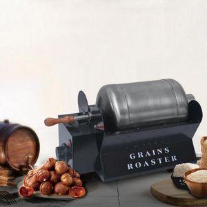 Elektrische Kaffee-Röster Röstmaschine Home Verwendung Vollautomatische Kaffeebohnen Sonnenblumensamen Erdnuss gebratenen Chi-Trockner1