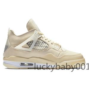 J 4 FW SAIL أحذية كرة السلة البيضاء رجل رياضة أعلى جودة FW2021 أحذية كرة السلة مع صندوق الحجم 36-46