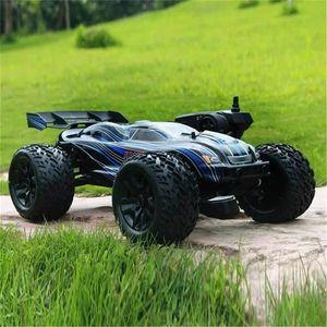 High Power JLB Racing CHEETAH 1 10 Brushless 80 km h 1:10 RC Car Monster Trunk 21101 RTR with Transmitter RC Toys LJ201210