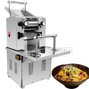 Aço Noodle Imprensa Amassar 220V / 380V inoxidável Cut Dough Pressionando Máquina Wonton Spring Roll Dumpling Pastelaria Wrapper Commercial