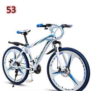 Nouveau cadre en alliage d'aluminium 700 * 23C Shiman0 30 vitesses Vélo de route Sports de plein air Cyclisme Vélo Frein Bicyclette Ventes