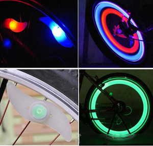 Cycling led Bike Spoke light Wheel LED Bright Lamp New Multicolor Sport Outdoor Bicycle light