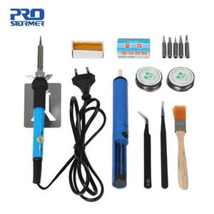 PROSTORMER 60W manchon de fer de thermostat circuit outil de réparation de soudage bord à chaleur Pencil Kit 110 / 220V