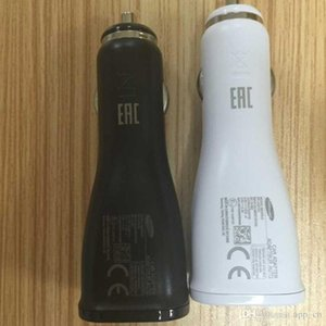 original car charger 15W 9V 1.67A 5V 2A Fast charger adaptive car charger for note 4 S6 edge S7 s8 EP-LN915U